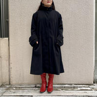 """MISTY HARBOR"" design long coat"