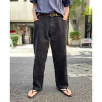 """90s """"Calvin Klein Jeans"""" wide pants(BLK)"""