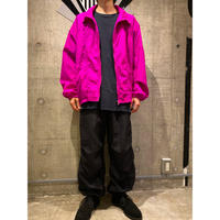90s vivid color nylon jacket