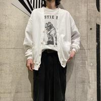 80s〜sweat cardigan