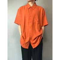 90年代 モダールブレンドデザインシャツ