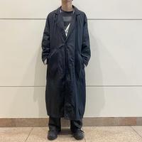 90s~ nylon long coat