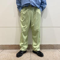 easy slacks pants(GRN)
