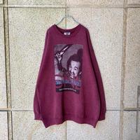"90s ""SATURDAY NIGHT LIVE"" printed sweat shirt"