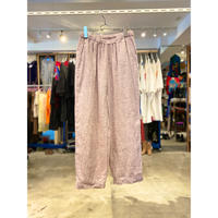 old linen easy pants