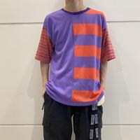 90s switching design T-shirt