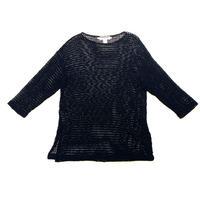 80s〜long mesh shirt