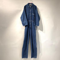 90s denim all-in-one