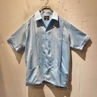 pleats design S/S shirt