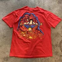 "90s ""Aladdin"" printed tee"