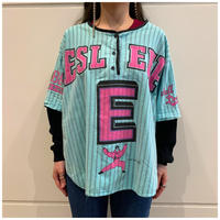 90s baseball design shirt