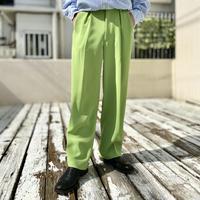 90s 2tucks slacks pants (DEADSTOCK)