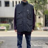 old nylon design vests