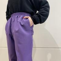 easy tapered slacks pants