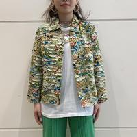 old all patterned design shirt