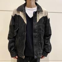 """Pioneer Wear"" western design leather jacket"