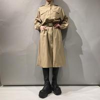 80s stand collar design one-piece