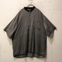 90s〜00s oversized s/s design shirt