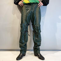 90s〜belted design pants