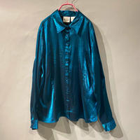 shiny L/S shirt
