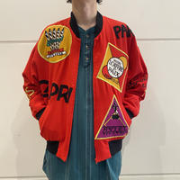 80s~90s embroidery design jacket