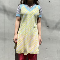 old striped camisole