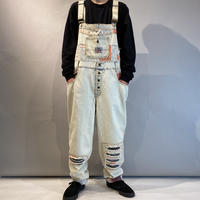 """90s """"GET USED BY ELIE"""" denim overalls"""