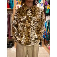 90s〜fake fur tracker jacket