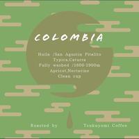 コロンビア・ウィラ / AAA フリーウォッシュド 200g