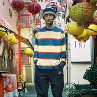 【18AW】STRIPED SWEATER