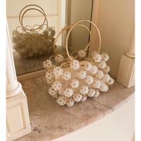 round Pearl bag