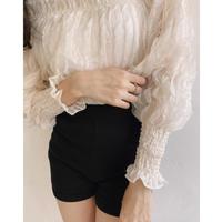 crumply blouse