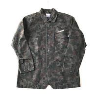 【ラス1】RUGGED on Levi's FUCK des BABYLON TOKYO denim jacket カモ L