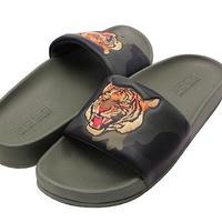 POLO RALPH LAUREN CAYSON SLIDE sandal タイガー 9