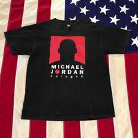 【USED】90s  Michael Jordan tee ブラック L