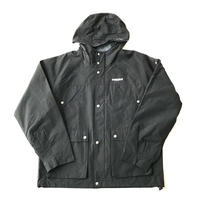【ラス1】RUGGED on SIERRA ARMY ARCH mountain parka ブラック XL