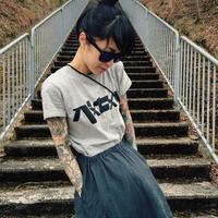 パxセxリ カタカナベーシックロゴ ◎ Tシャツ