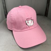 手刺繍cap ◎ 日本の形