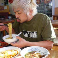 T shirt◎ 美味しい noodleLOGO