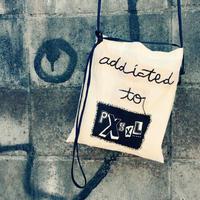 刺繍バック◉PXSXL中毒