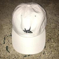 折り鶴/orizuru cap