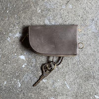 【 ViN 】  Key Case / gray