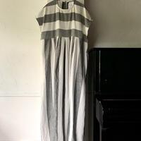 SI-HIRAI  RECTANGLE DRESS 2 LONG