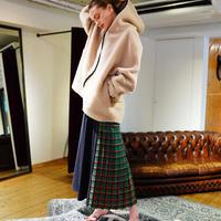 【Risley】Check Skirt(1740407)