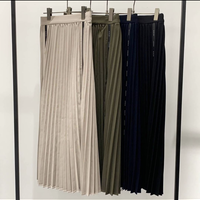 【Risley】LogoZip Pleats Skirt(1740420)