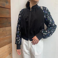 Embroidery Blouson (2050028)