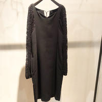 Lace-Sleeve One-Piece (2050024)