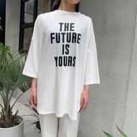 Big Lettered T-shirt (1140497)