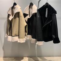 【Risley】 Mouton Riders jacket(1680016)