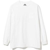 BEAMS/プリントTシャツ HOLE AND HOLLAND NEWLIGHT LONG SLEEVE TEE メンズ